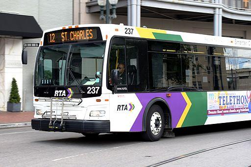 A new report from the non-profit Ride New Orleans highlights the city's struggles to recover bus service.