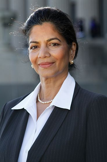 Bernadette D'Souza is the first permanent family court judge in Orleans Parish.