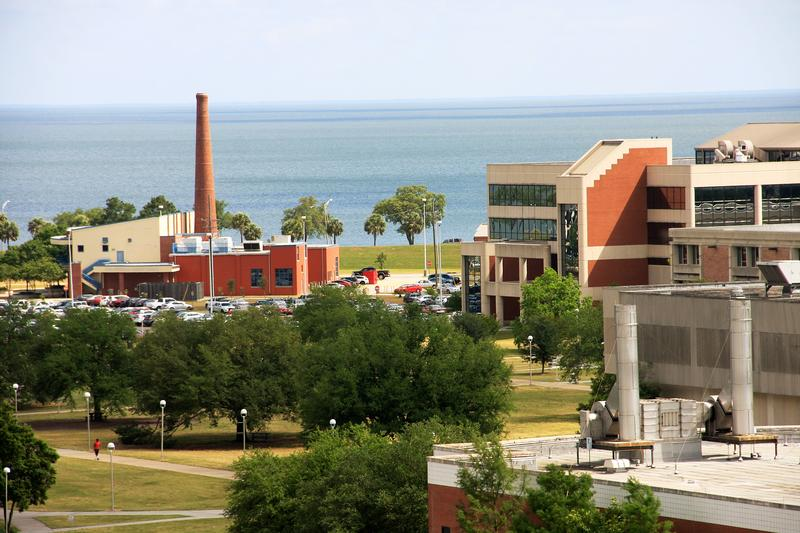The University of New Orleans.