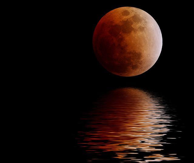 blood moon rare eclipse - photo #29
