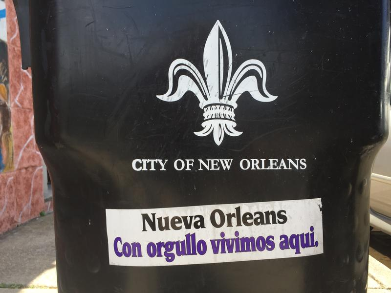 """New Orleans: proud to call it home"""