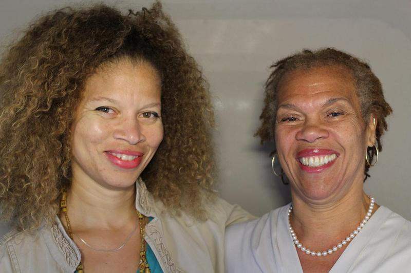 Lisa Richardson, left, is the Director of Research & Evaluation at the Institute of Women & Ethnic Studies. Denese Shervington, right, is its President & CEO.