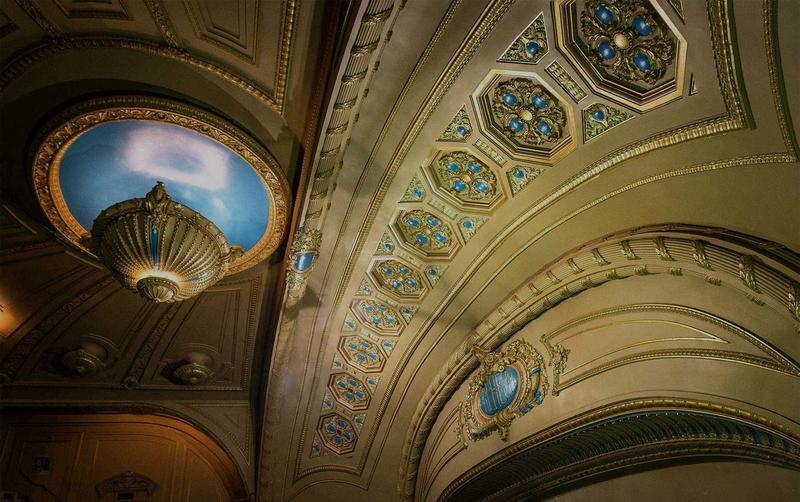 The Orpheum Theater has reopened after 10 years.