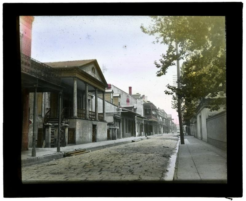 P. G. T. Beauregard House, Chartres St. 1981.290.32