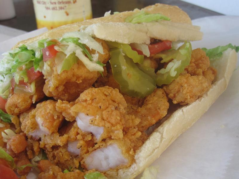 Restaurants near the Lafitte Greenway are seeing a different kind of customer since the bike path opened. Po-boy purveyor Parkway Tavern & Bakery is one of them.
