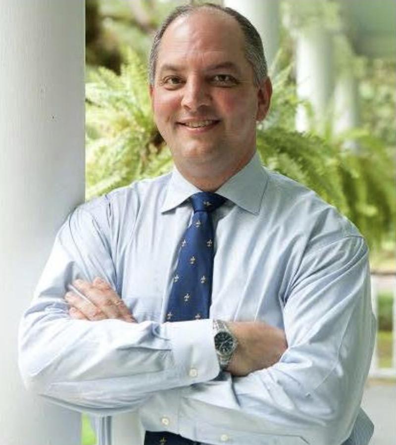 Governor-elect John Bel Edwards.