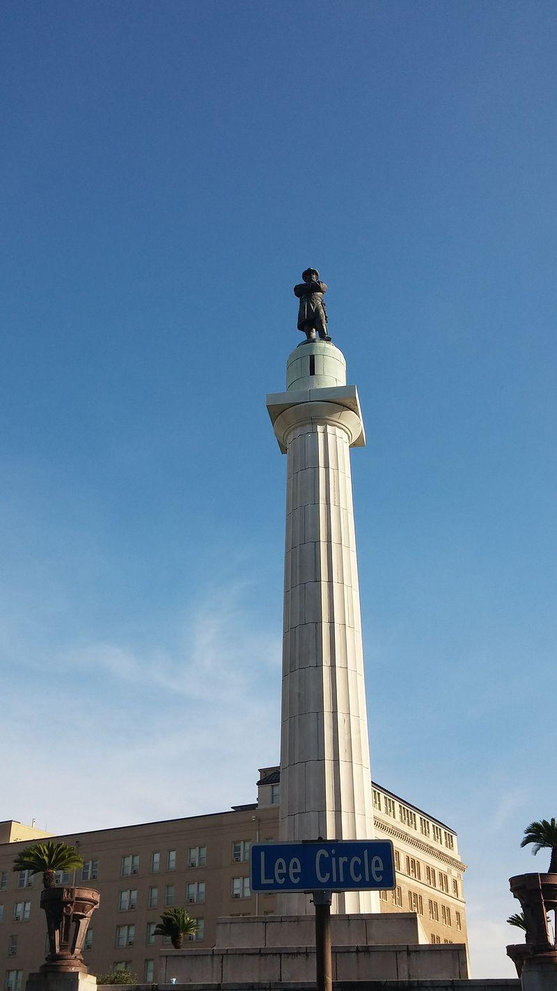 The city's prominent statue of Robert E. Lee could be removed after the City Council's vote.