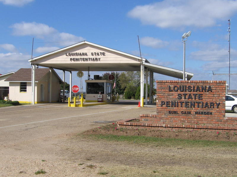 The Louisiana State Penitentiary has more than 6,000 prisoners on 18,000 acres.