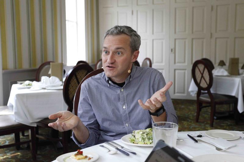 Matt Candler is principal of a company called 4.0 Schools.