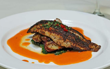 Blackened fish took the world by storm in the 1980s and remains a standard in New Orleans.