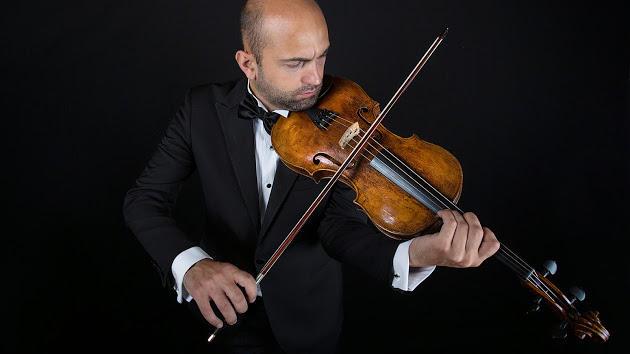 Quartetto di Cremona violist Simone Gramaglia