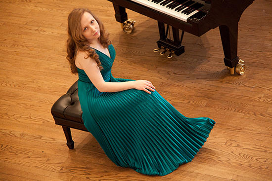 Marianna Prjevalskaya, Pianist