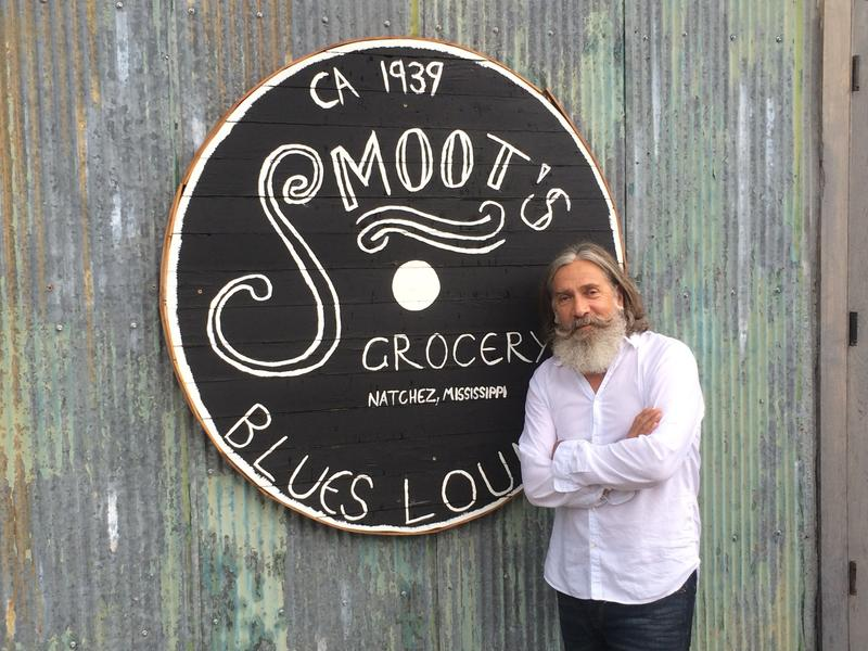 Smoot's Grocery owner Dub Rogers