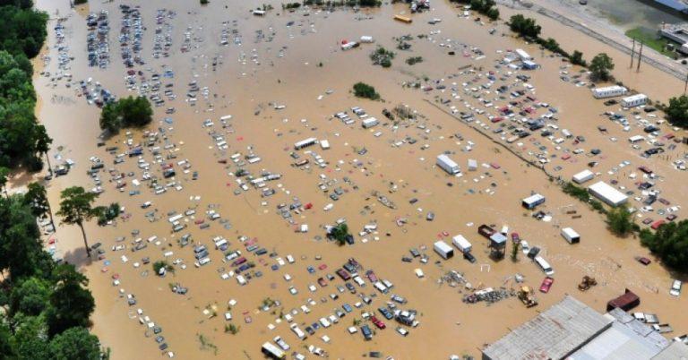 Louisiana Flood, 2016