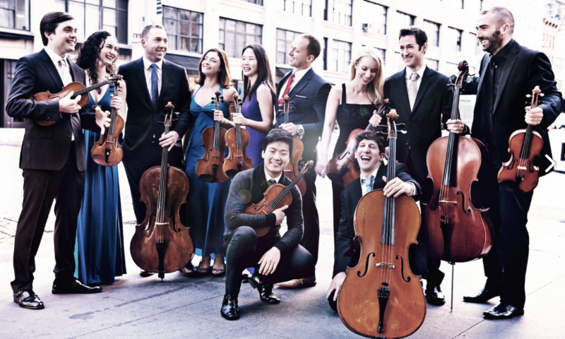 Manhattan Chamber Players.