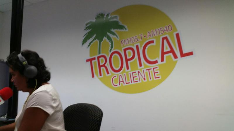 Radio Tropical serves New Orleans' Spanish-speaking community with music, sports and news.