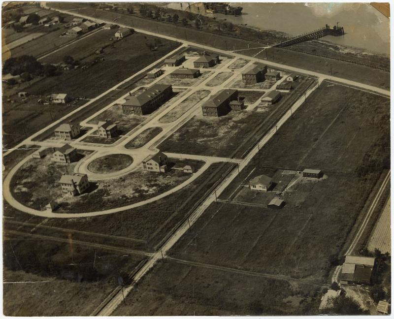 Quarantine Station in Algiers La.