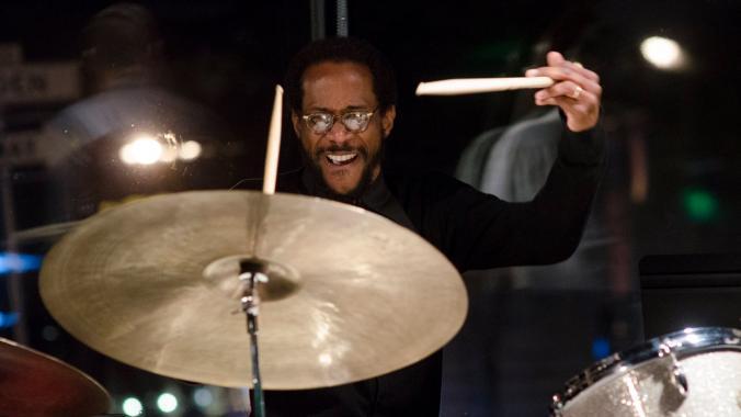 Brian Blade, Jazz drummer