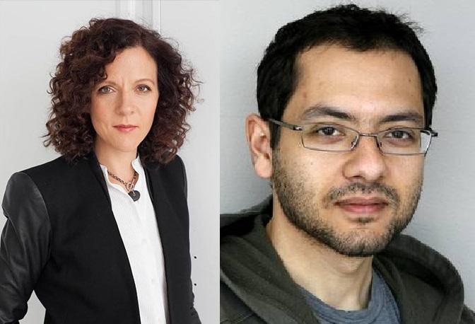 Alexandria Marzano-Lesnevich and Omar El Akkad