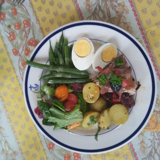 Jean-Mark's Salad Niçoise.