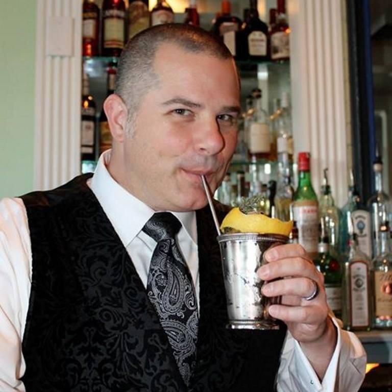 Scot Maddox of El Guapo Bitters