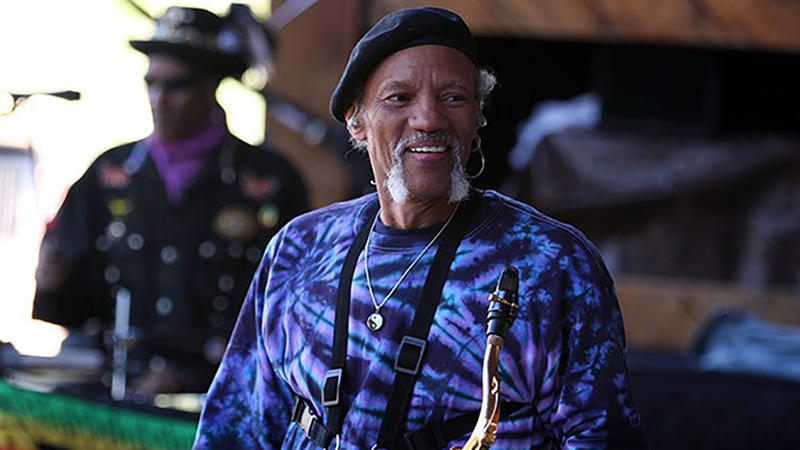"Charles Neville: ""Loving kindness is my religion"""