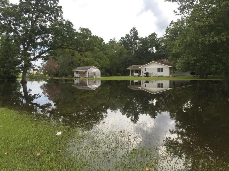 August 2016 flooding in Gonzales, La.