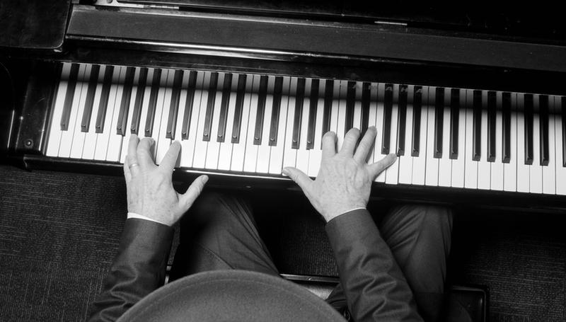 David Eagen at Piano