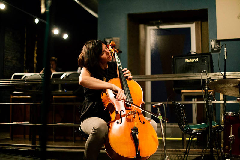 Helen Gillet at the Sugar Maple in Milwaukee, WI