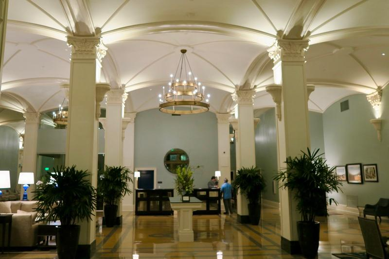 The NOPSI Hotel opened in downtown New Orleans in the long-dormant former home of New Orleans Public Service Inc.