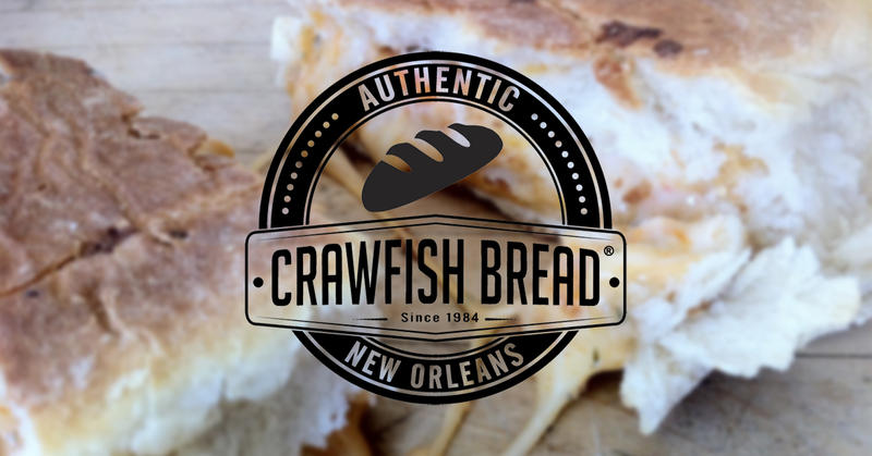 NOLA Crawfish Bread