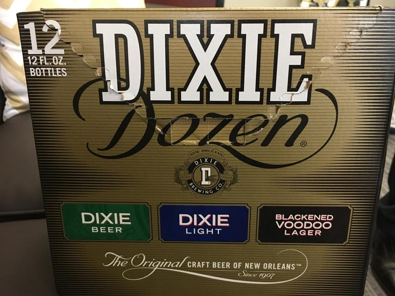 The New Dixie Beer Dozen