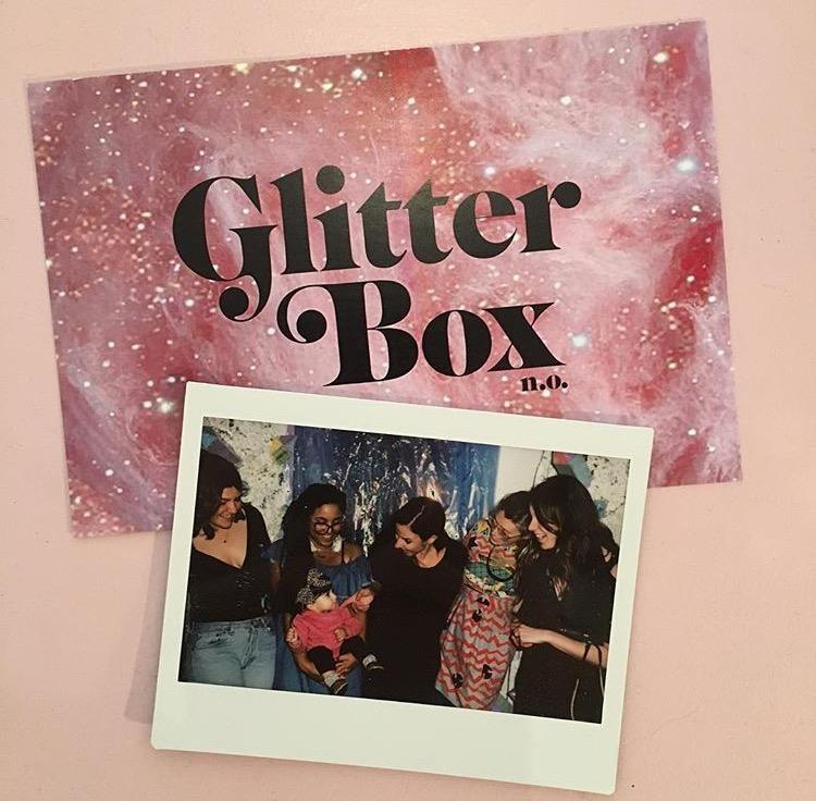 A few of the members of Glitter Box.