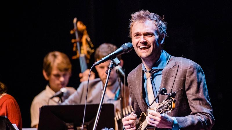 Chris Thile, A Prairie Home Companion