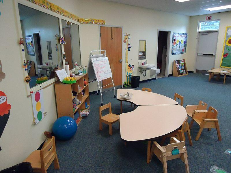 The Therapeutic Day Program serves students from kindergarten through eighth grade.