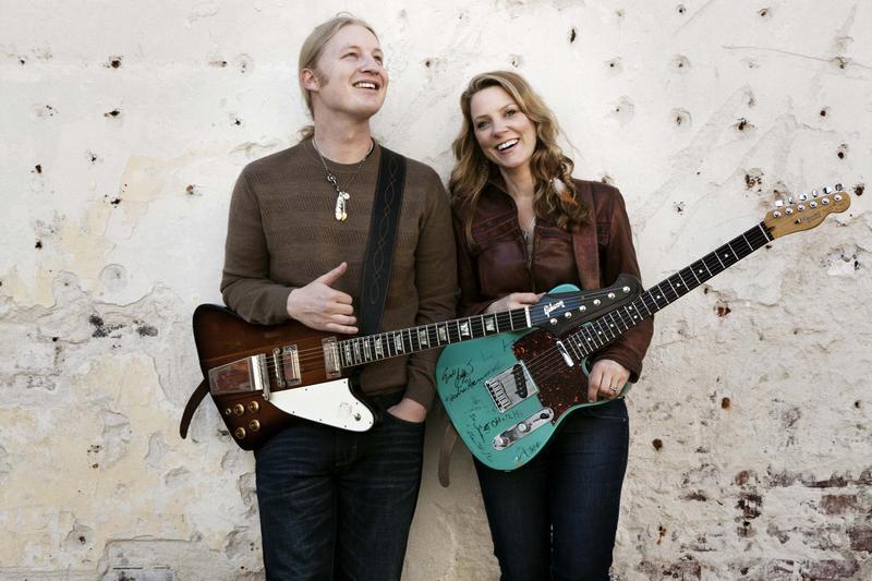 Derek Trucks and Susan Tedeschi