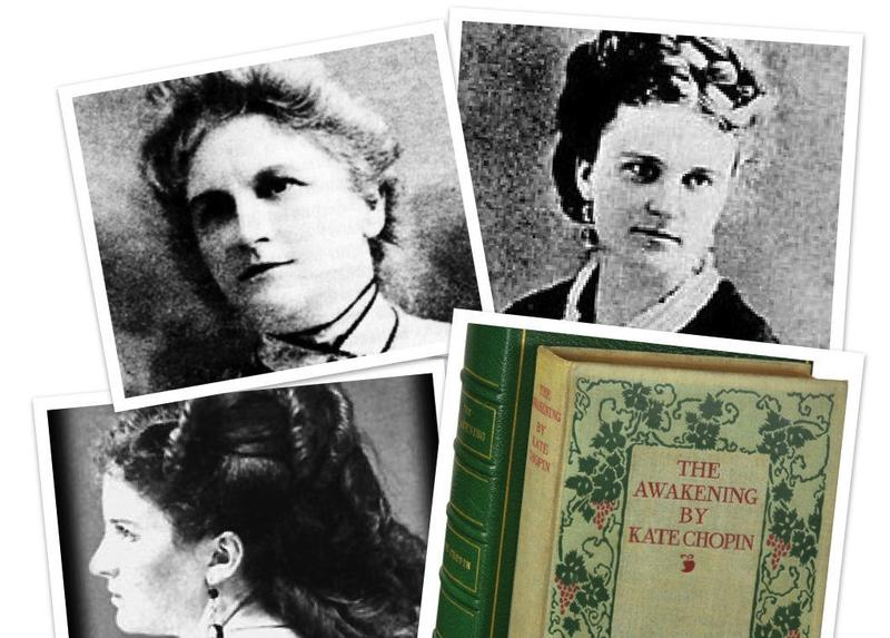 Kate Chopin wrote The Awakening in 1899, just five years before her death.
