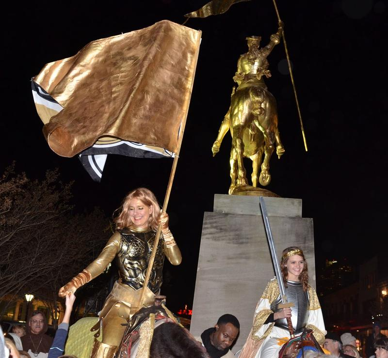 Krewe of Joan of Arc