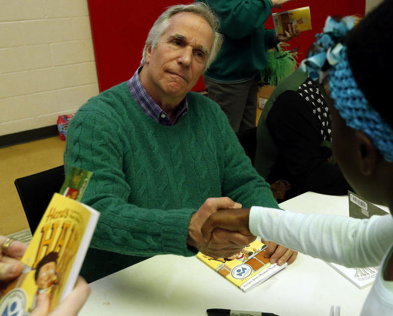 Henry Winkler, actor