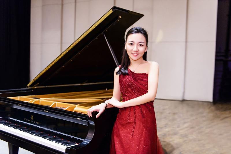 Xiaohui Yang, Festival PiaNOLA guest artist and 2016 New Orleans International Piano Competition Gold Medalist