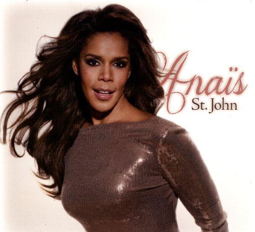 Anais St. John, jazz vocalist