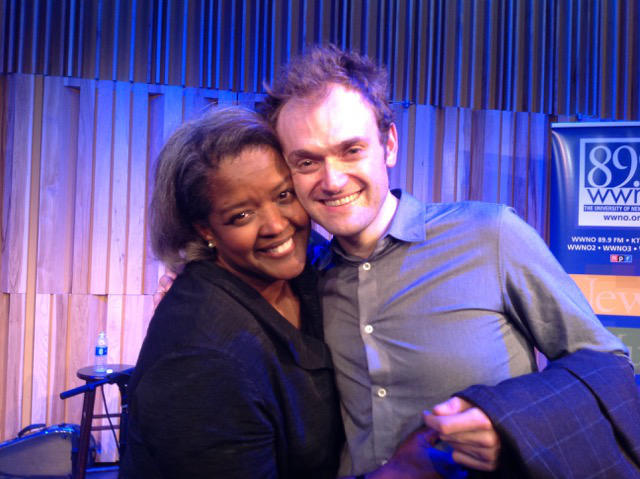 Chris Thile and Gwen Thompkins