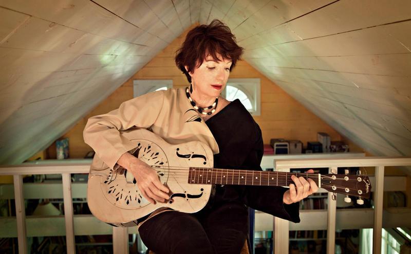 Music Inside Out: Ann Savoy