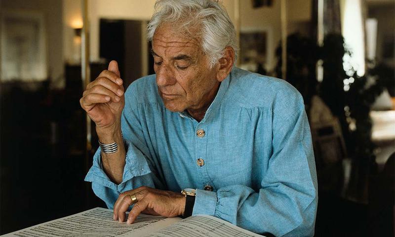 Maestro Leonard Bernstein 1918-1990