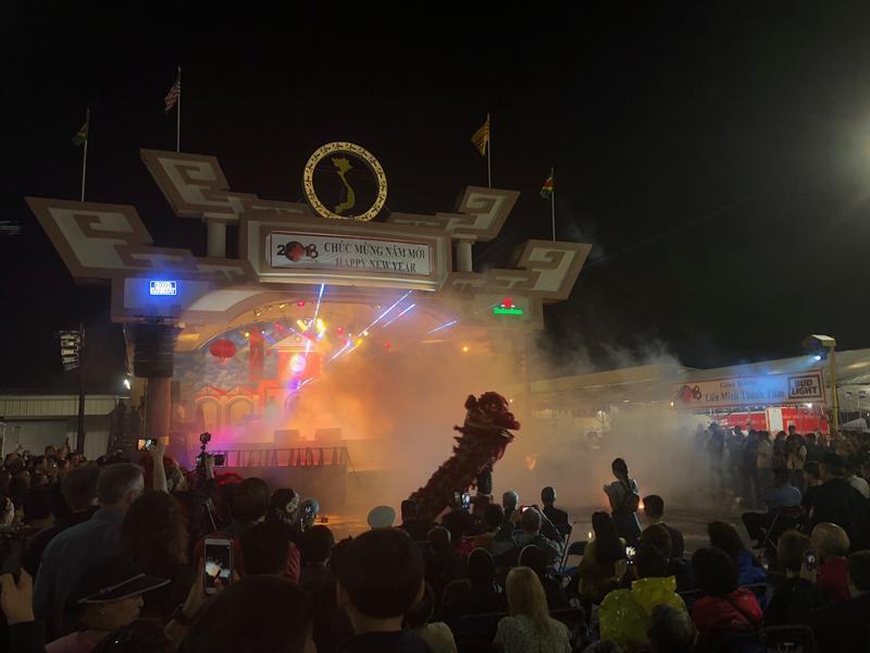 Tet Festival, 2018