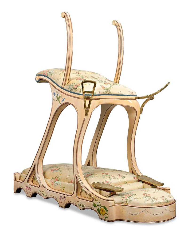 The Love Chair for Prince Edward