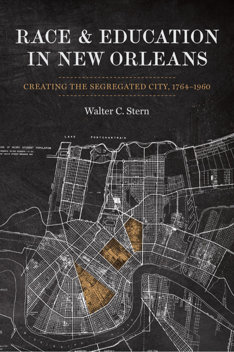 Race and Education in New Orleans traces the history of education back to 1764.