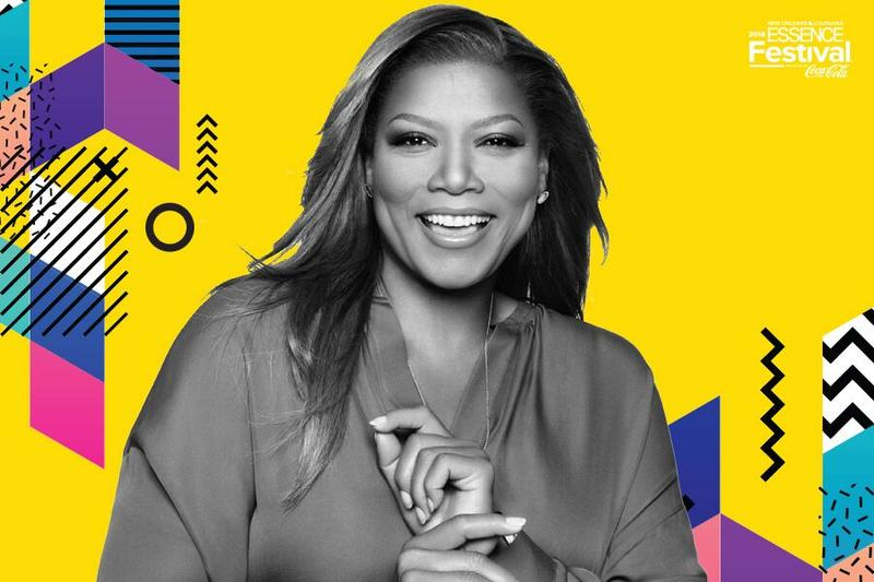 Queen Latifah, singer, actress, songwriter