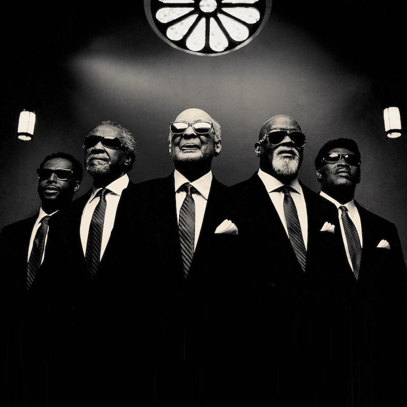Jimmy Carter and the Blind Boys of Alabama
