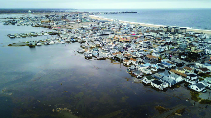 Communities in Louisiana, like Hampton Beach, New Hampshire, are increasingly vulnerable to chronic flooding due to sea level rise -- according to a new report from the Union of Concerned Scientists.